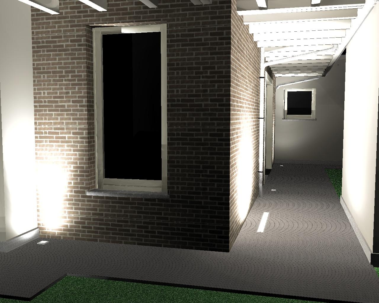 Illuminazione Ingresso Casa : La luce giusta che deve stare accesa tutta la notte elettro