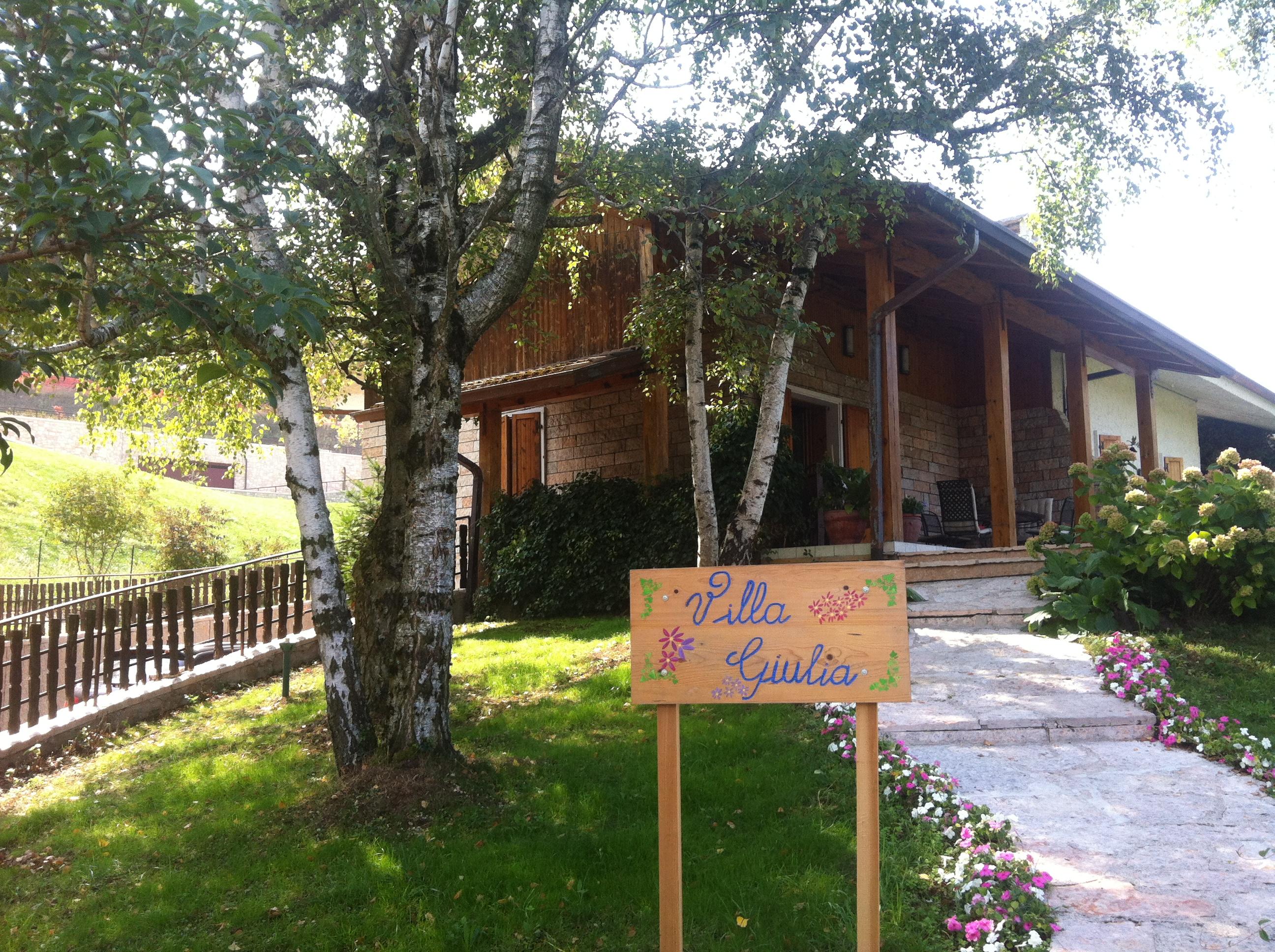 Casa di campagna gestita dalla città elettro