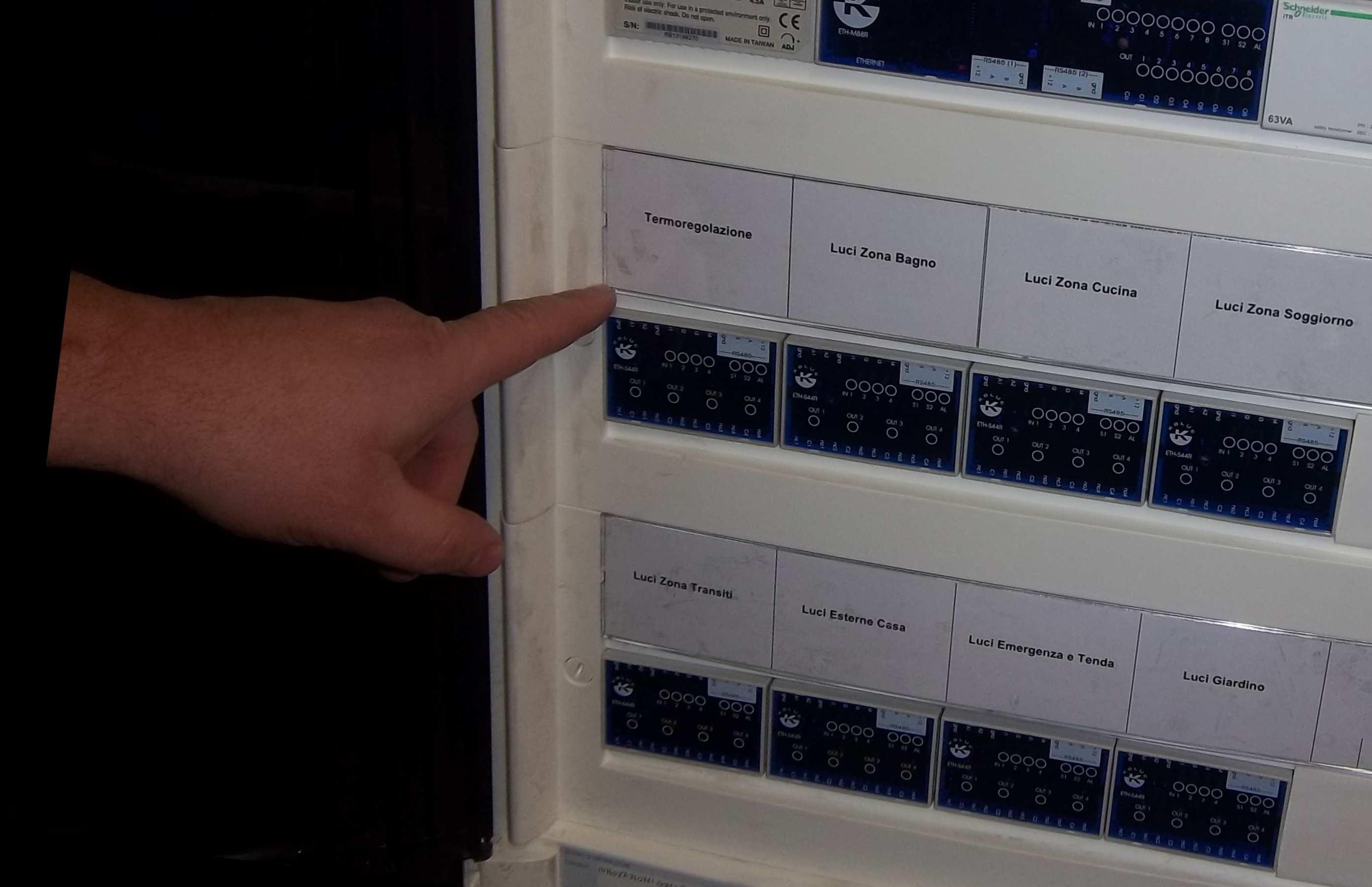 Certificazione impianto elettrico esistente - Certificazione impianti casa ...