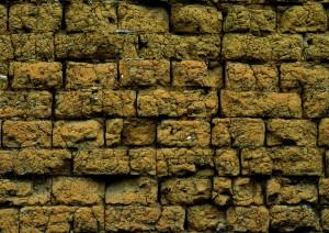 Muro e tubo a vista