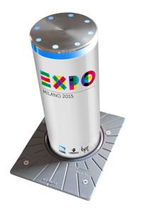 G6 EVO Expo 2015 di Urbaco Gruppo Came