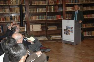 Anche Francesco Rutelli alla presentazione del libro Un capolavoro chiamato Italia