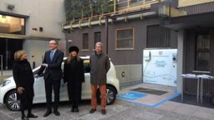 Bergamo e veicoli elettrici