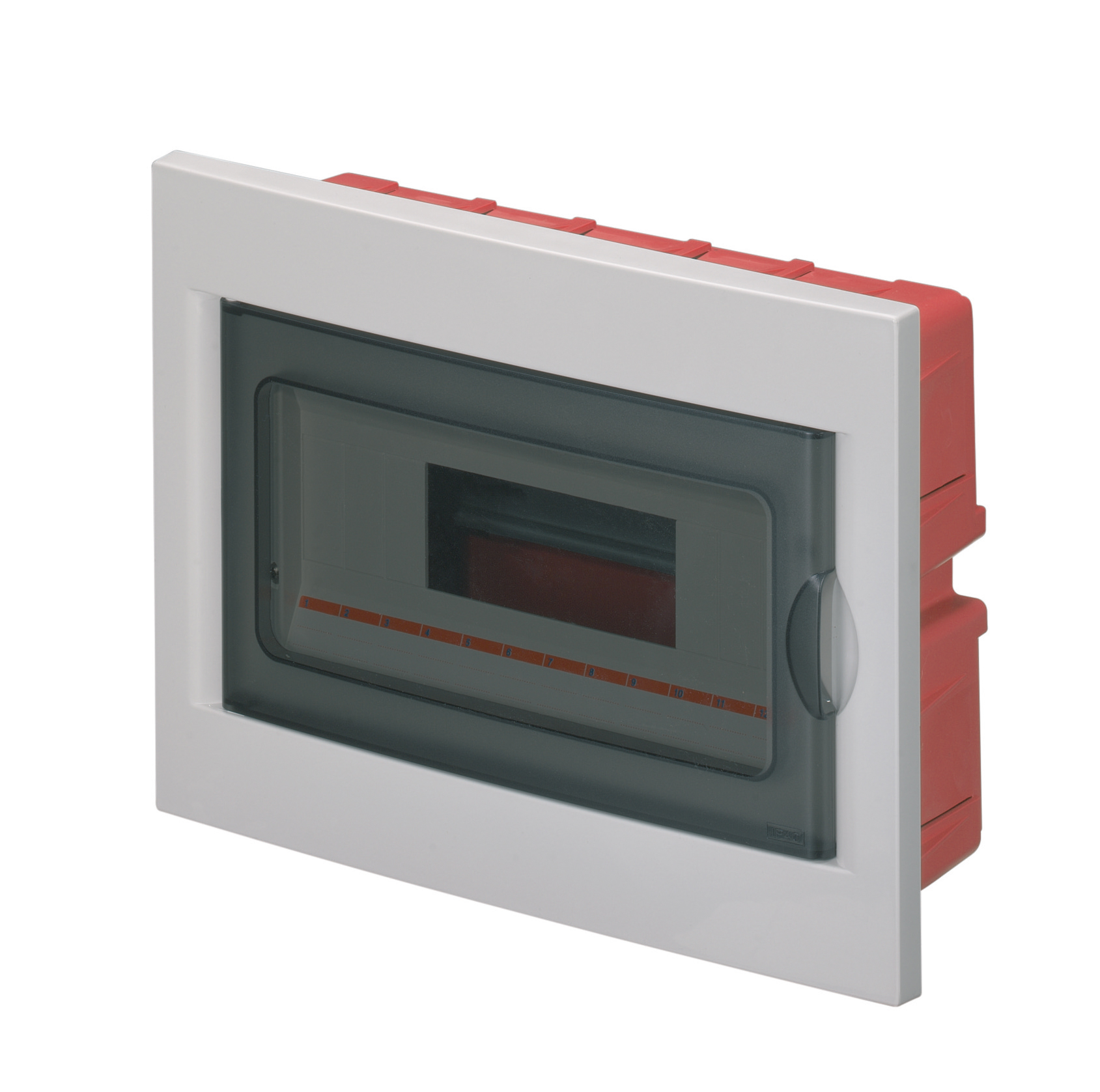 Centralini da incasso elettro for Quadro esterno 72 moduli