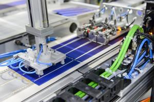 SolarWorld_produzione del modulo