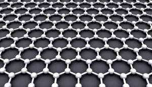La struttura atomica del grafene