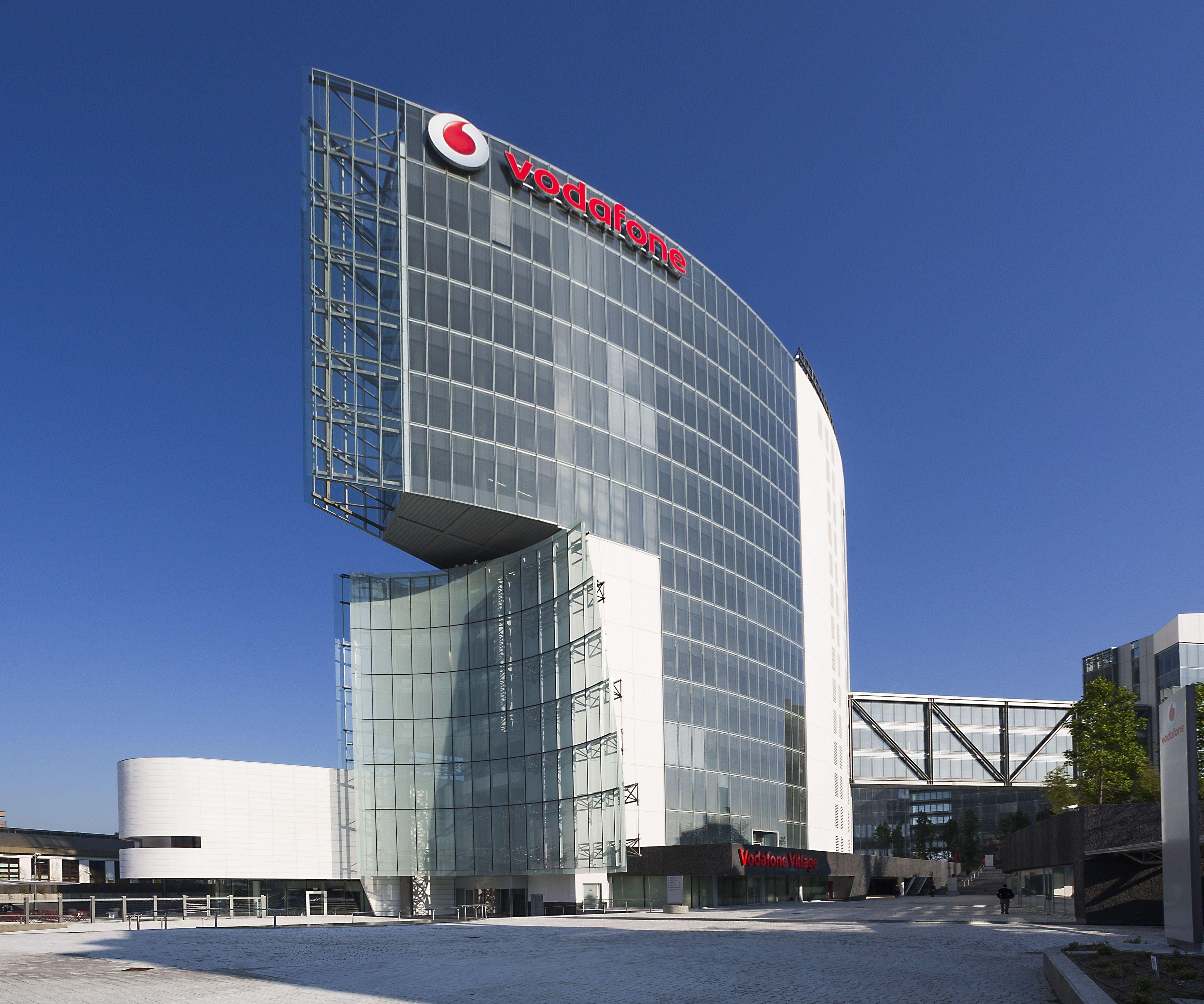 Ufficio Legale Vodafone : Tecnologie smart building di honeywell al vodafone village di