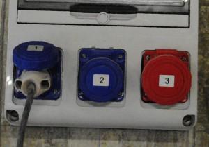 Monitoraggio di tre correnti