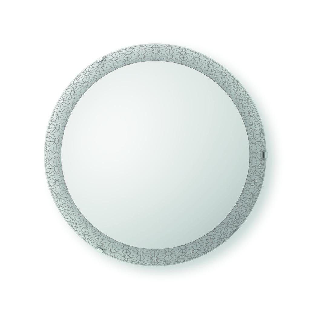 Lampada da parete e/o soffitto in vetro - Elettro