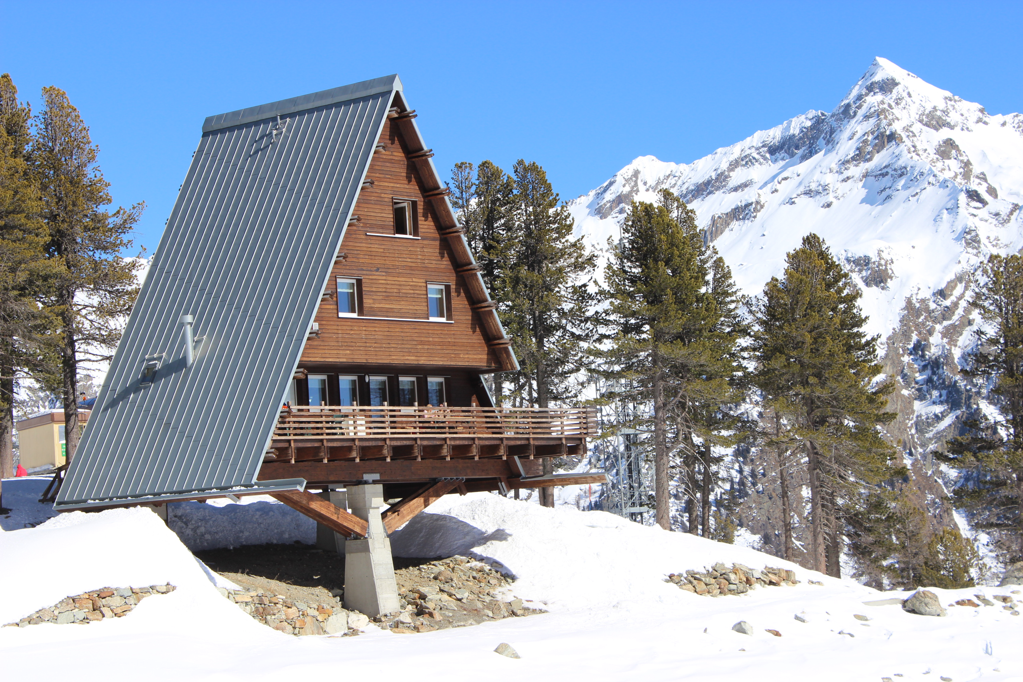 Più efficienza nel rifugio con l impianto domotico elettro