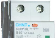 interruttori magnetotermici