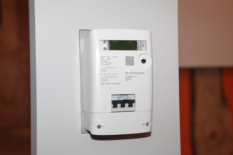 Nuoco contatore elettronico Enel