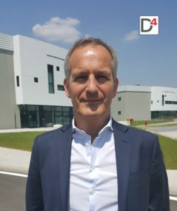 Emmanuel Becker a primo Country Manager per l'Italia di DATA4
