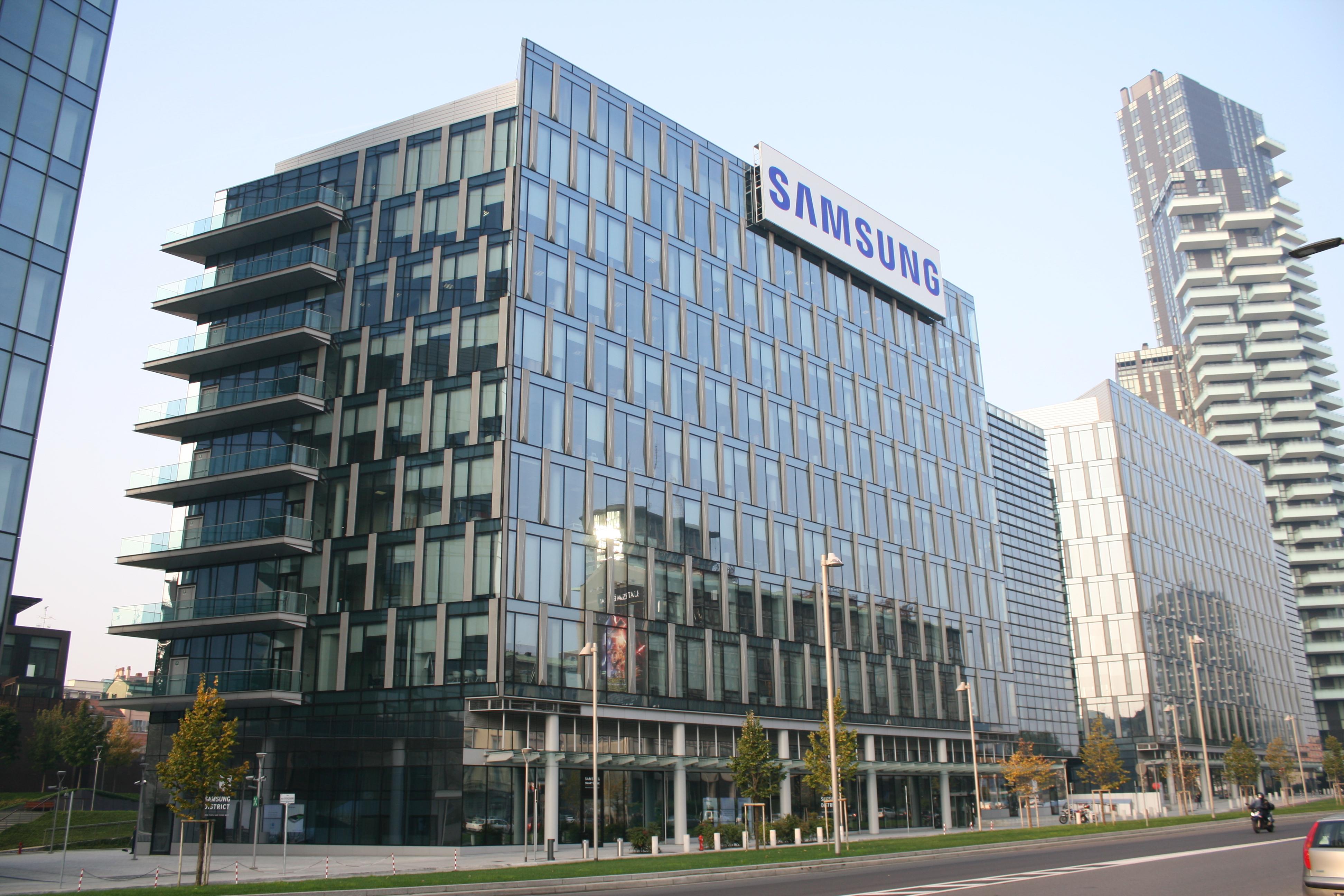 Tecnologie all avanguardia massima flessibilit e rapidit nella realizzazione distinguono gli impianti realizzati al Samsung District la nuova sede del
