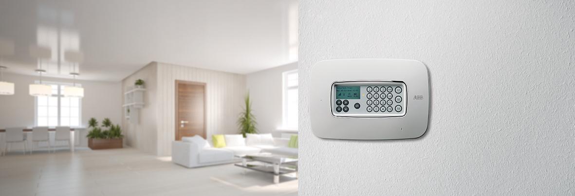 Domustech free il sistema antintrusione wireless evoluto elettro - Antintrusione casa ...