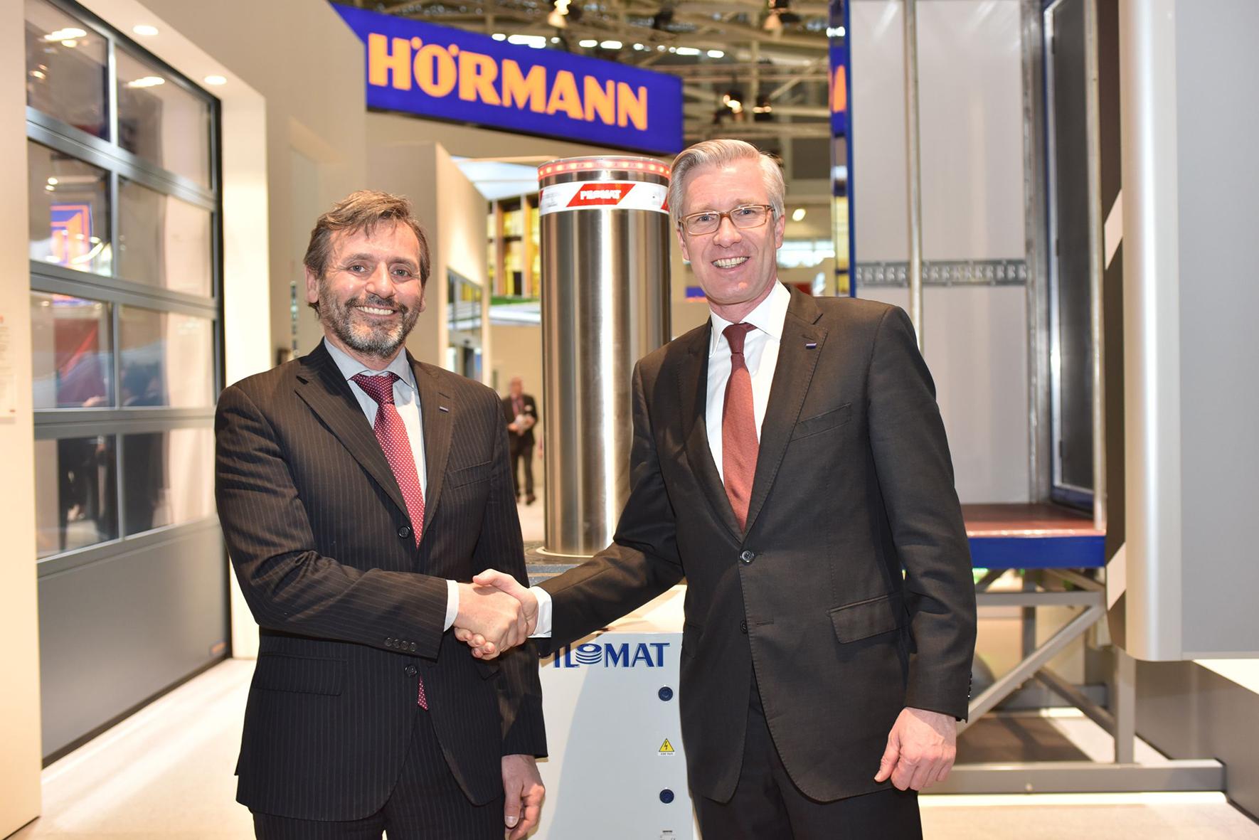 Schemi Elettrici Hormann : Controllo accessi: hörmann acquisisce la maggioranza azionaria dell