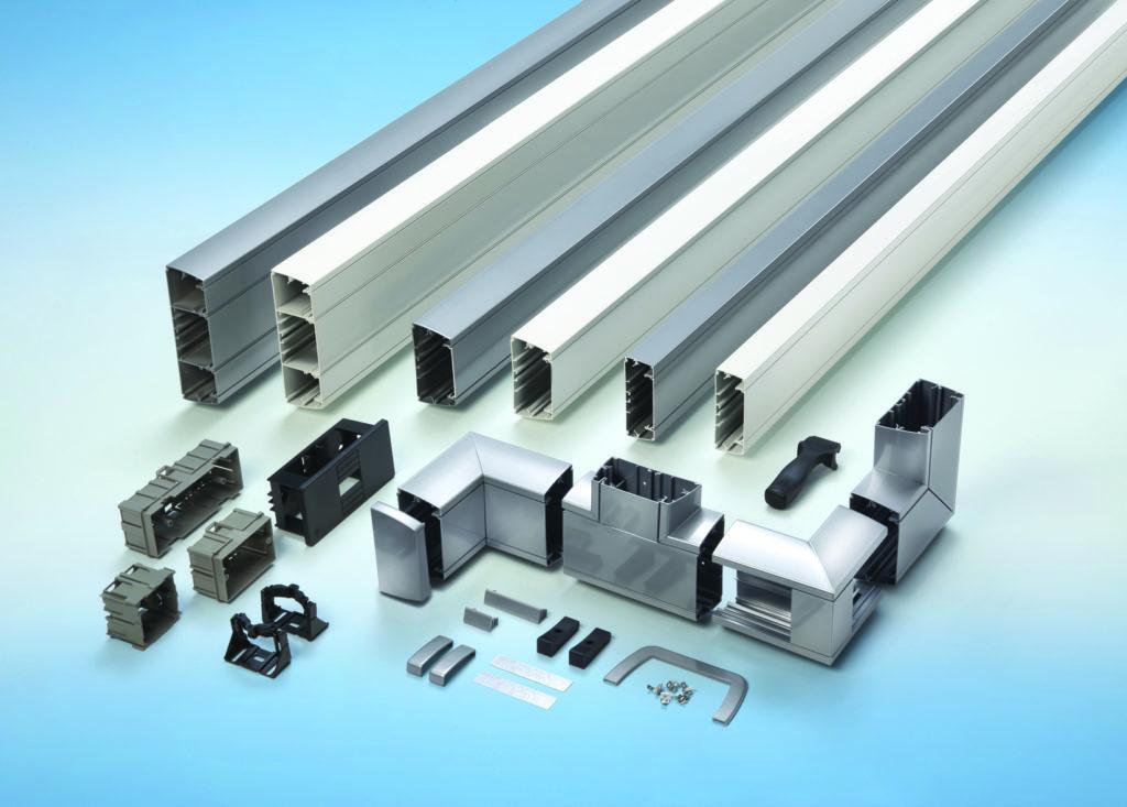 canali in alluminio