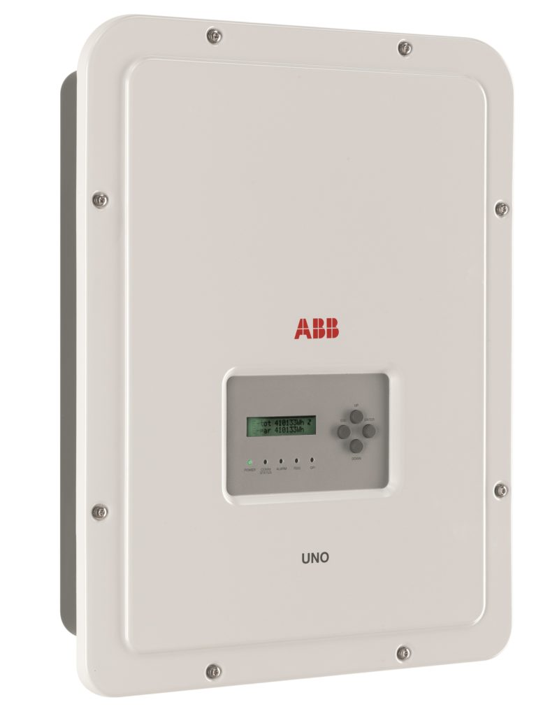 UNO-DM-PLUS di ABB inverter monofase