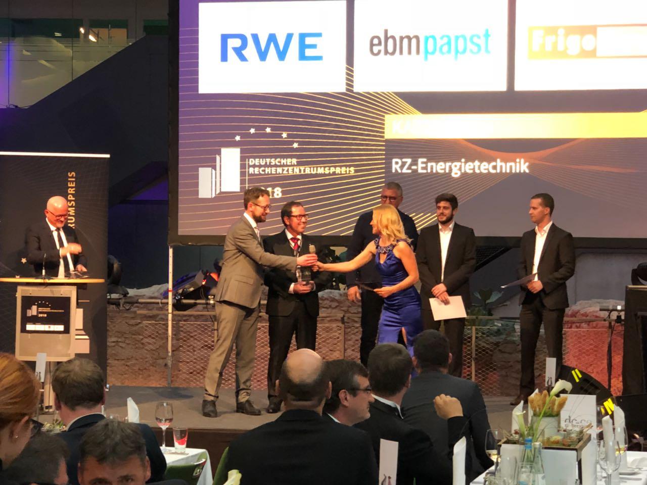 Riello ups vince in germania il u cdeutschen rechenzentrumspreis