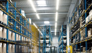 Relamping capannoni industriali
