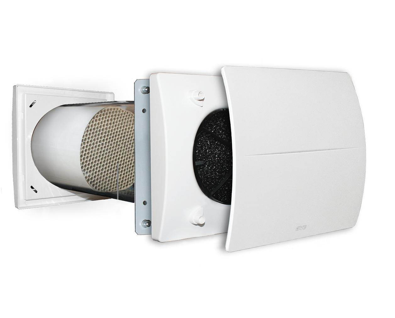 Bagno Cieco Areazione Forzata domusair: la ventilazione secondo ave - elettro