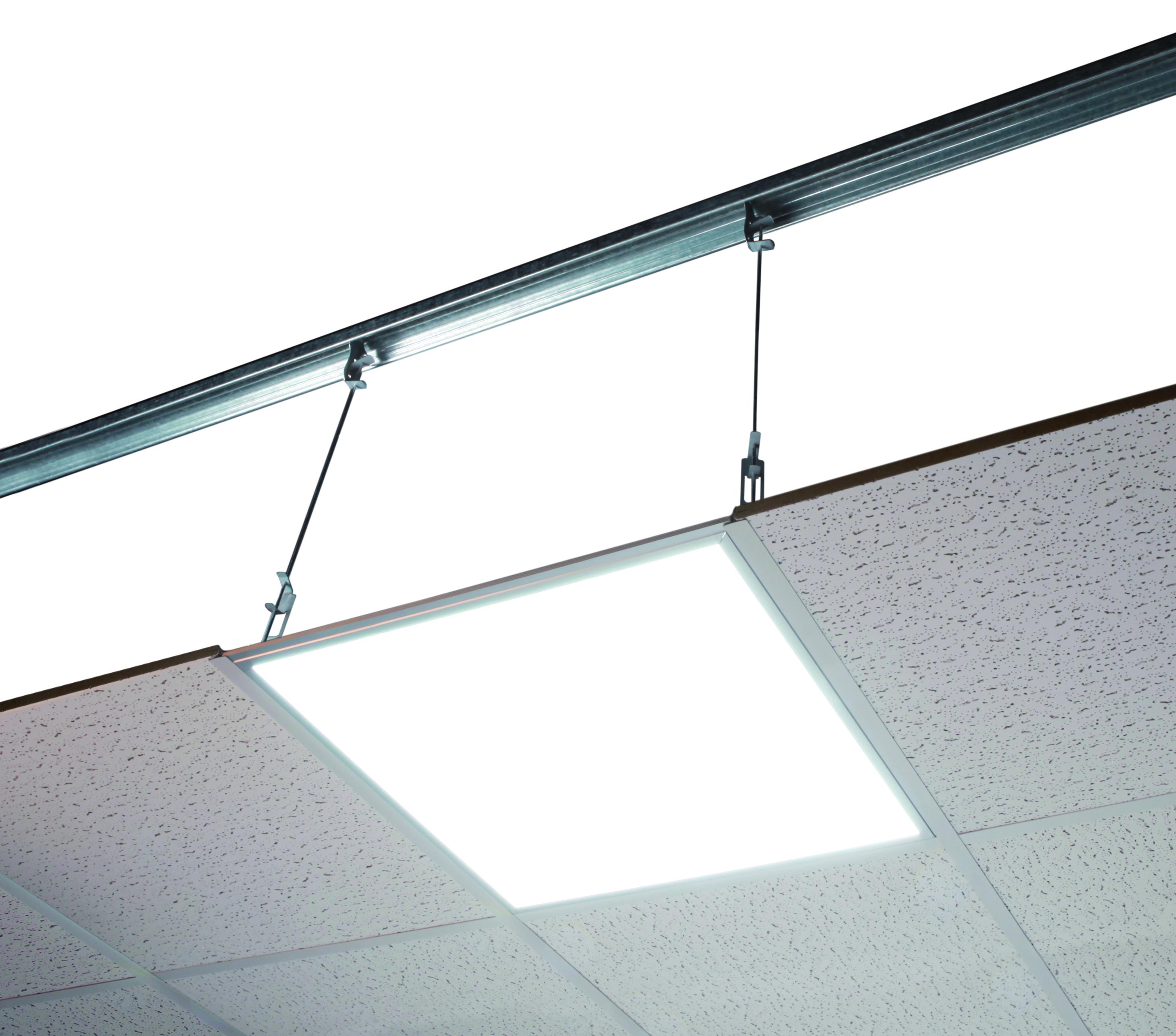 Schema Elettrico Per Neon A Led : Plafoniere in versione led elettro