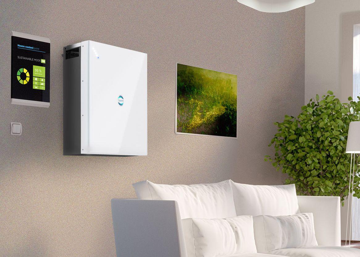 MAUI, l'Energy Storage residenziale by TAWAKI - Elettro