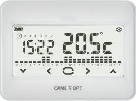 cronotermostato touchscreen wi-fi