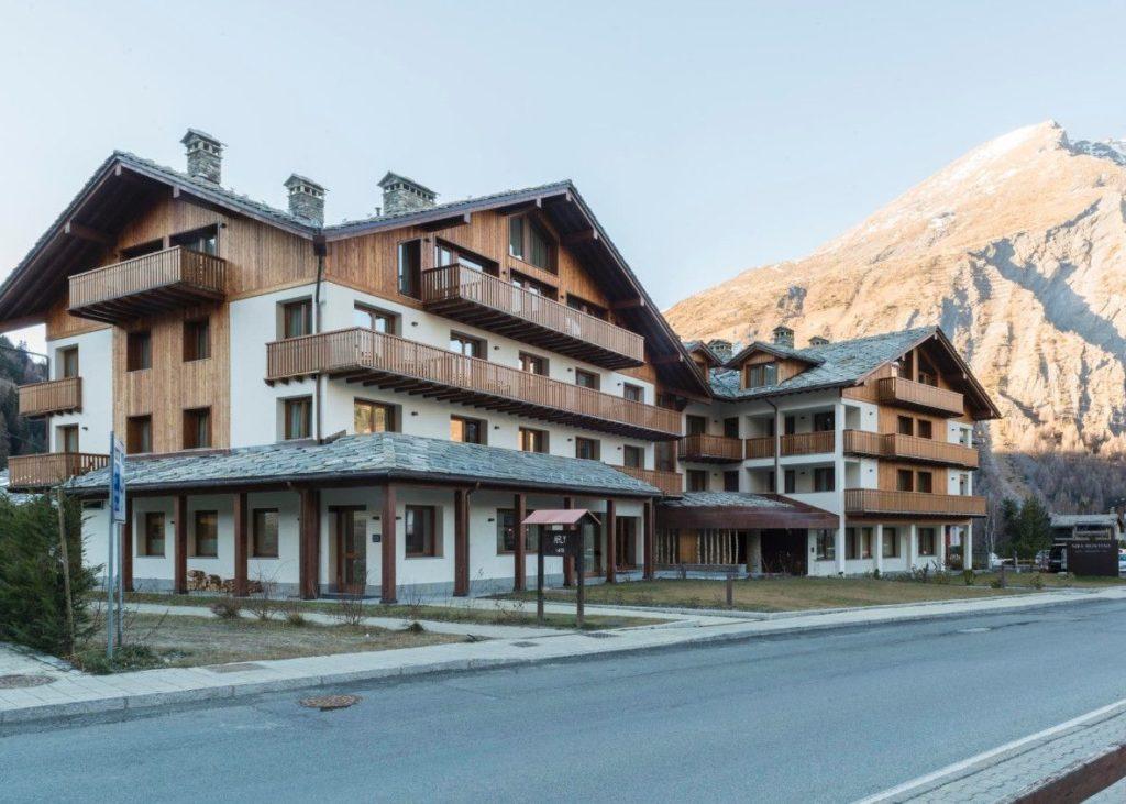 domotica gewiss hotel in montagna
