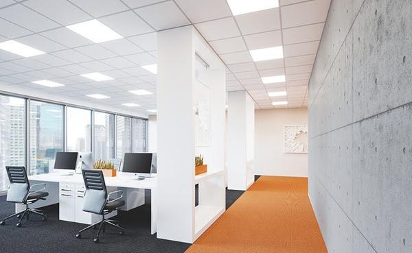 Plafoniere A Led Per Ufficio Prezzi : Illuminazione led per uffici apparecchi panel indiviled