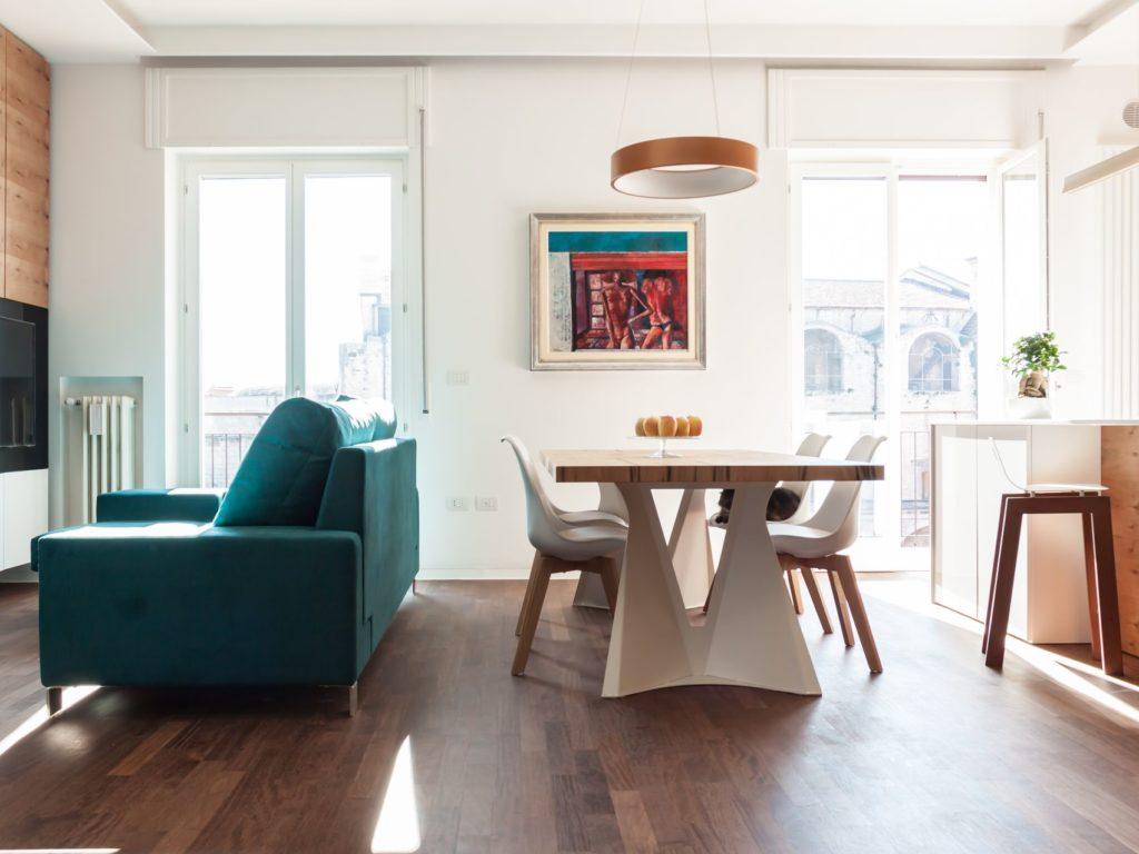 Alto rendimento energetico per la casa anni realizzata da