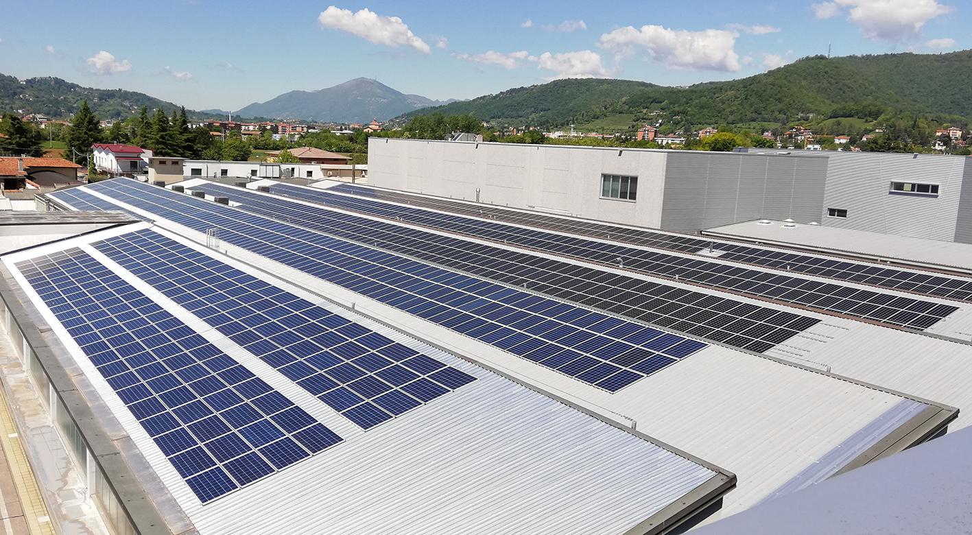 Schema Elettrico Fotovoltaico : Lovato electric potenzia il suo impianto fotovoltaico