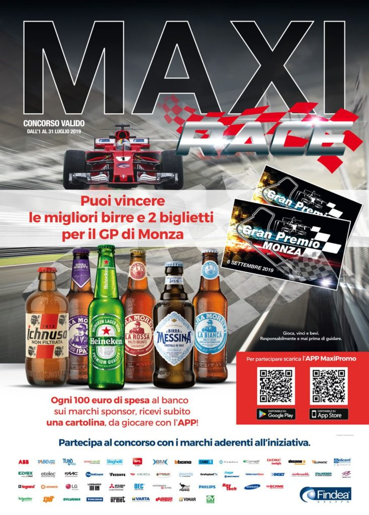 Concorso Findea Maxi Race