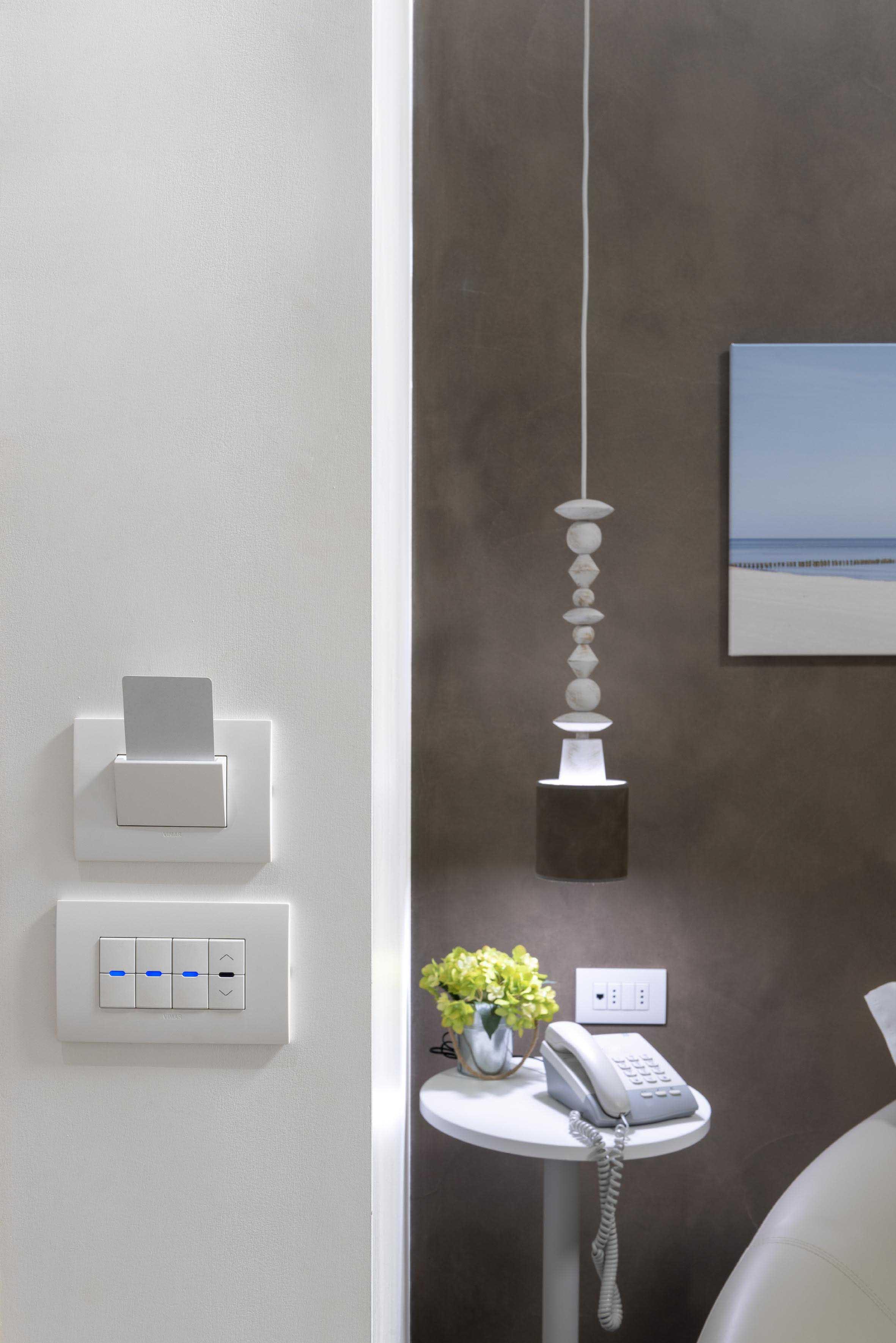 Tecnologia evoluta Vimar per l\'hotel Liberty di Riccione