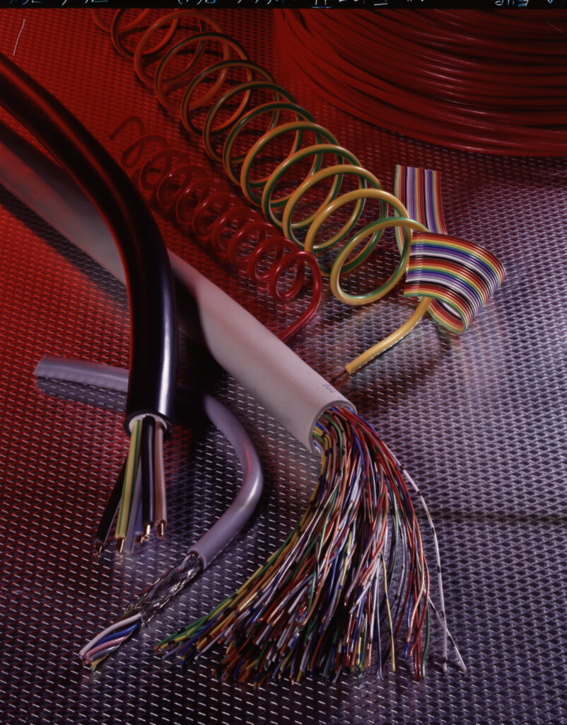 cavi in PVC