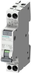 Interruttore differenziale Siemensi 5SV1