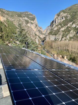 LaImpianto fotovoltaico per La Forestale Luxury Ecolodge